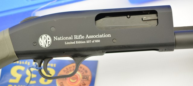Mossberg Model 835 NRA Limited Edition One of 650 Two-Barrel Set