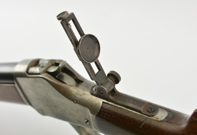 Winchester Model 1885 High Wall Target Rifle 38-55 Set Trigger