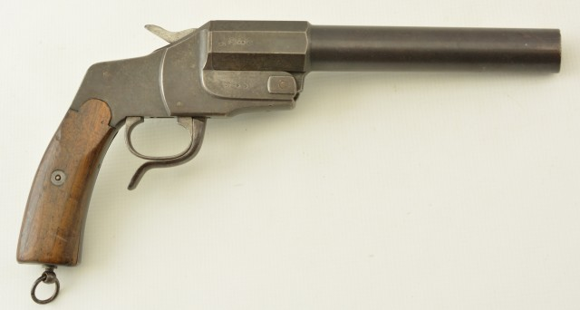 WW1 German Hebel Flare Pistol