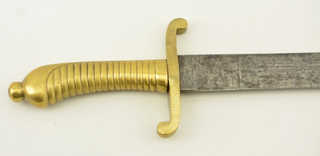 German (Saxony) Short Sword Model 1845