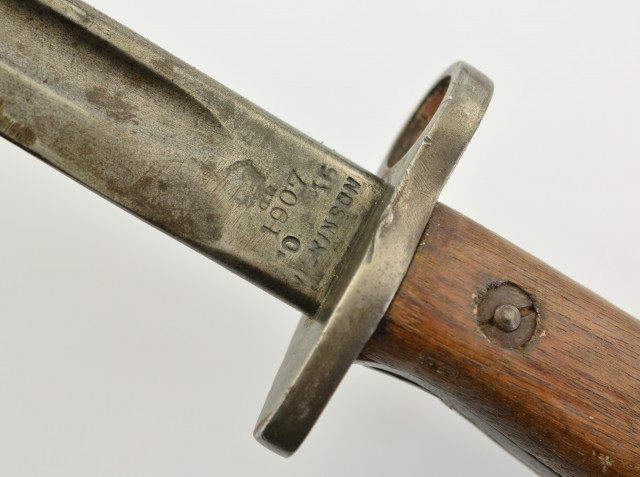 South African Property & Unit Marked 1907 Bayonet
