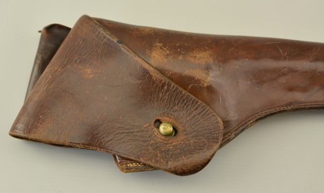 Commercial WW1 Large Frame S&W/Colt Holster