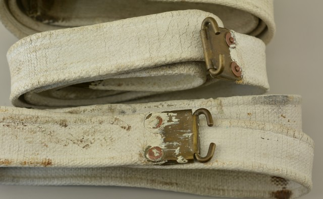 Lot of 4 Lee Enfield Parade or Guard Slings