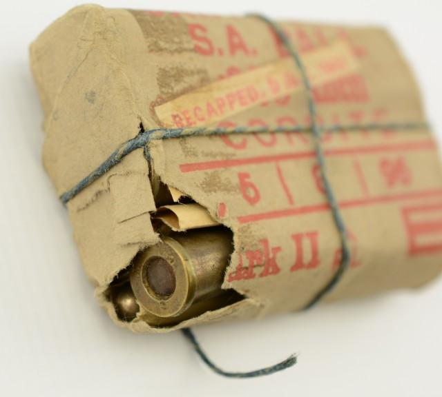 Original Packet 303 Boer War Cartridges