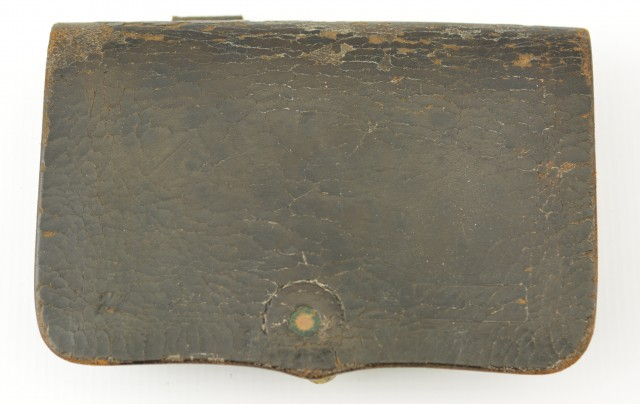 Civil War U.S. Regulation Revolver Cartridge Box