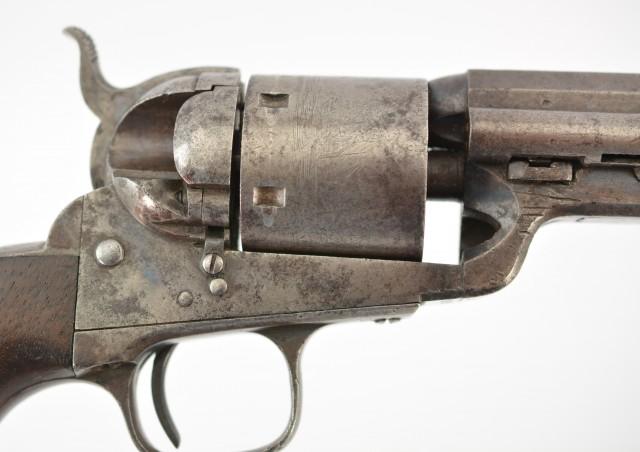 Colt 1851 Richards – Mason Revolver US Navy