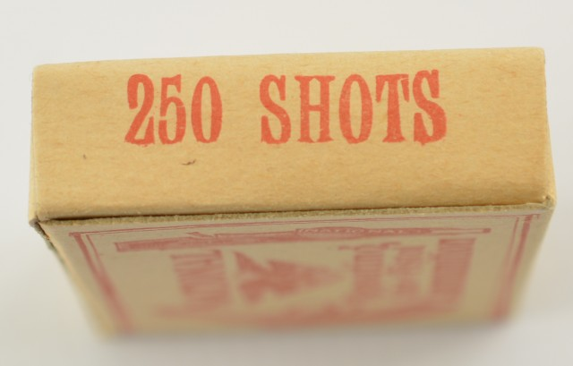 Vintage National Cane & Pistol Ammunition