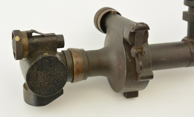 WW1 German Field Gun Periscope Sight