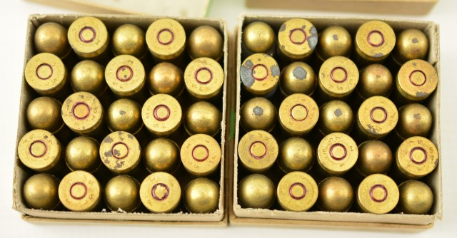 French (45 ACP) Ammo Dated 1-57