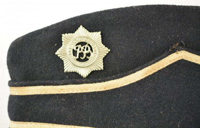 Boy's Brigate Cap & Parade Haversack