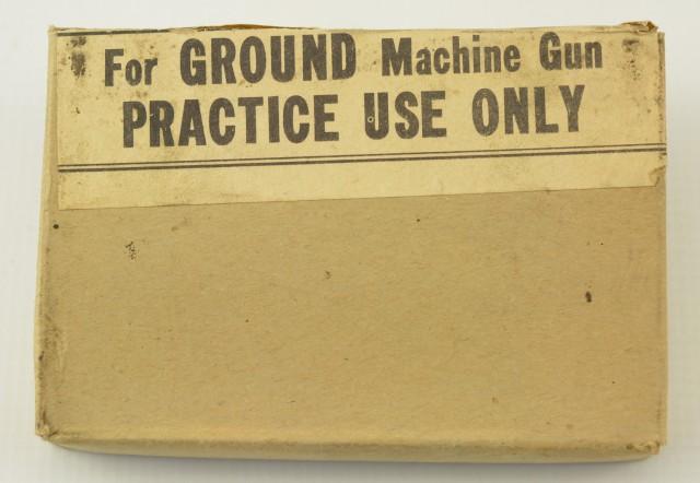 Remington, Tracer Ground Machine Gum Ammo