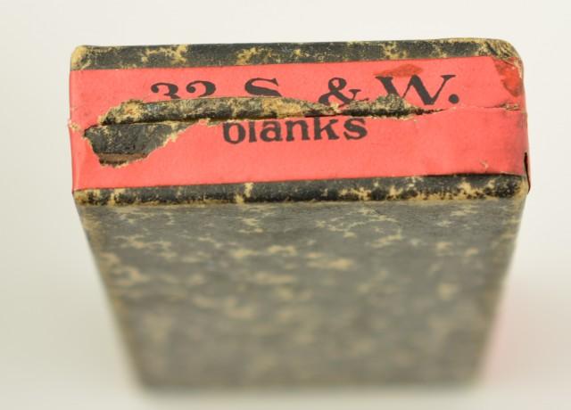 German Sealed Box 32 S&W Blanks