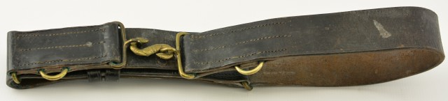 Canadian WW1 Snake Buckle Belt