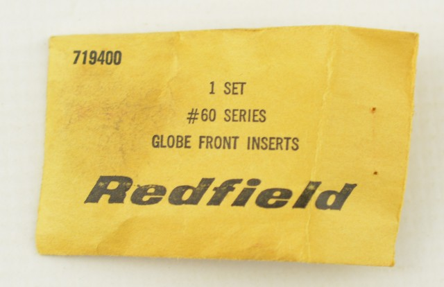 Redfield No. 64 Globe Front Sight