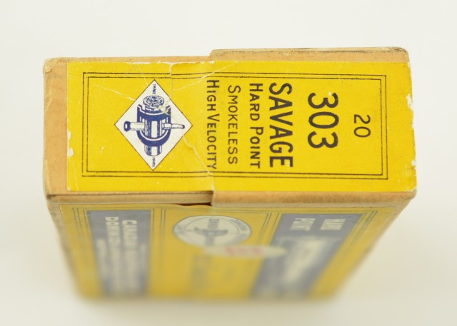 CIL Dominion Factory Reference Box Savage 303