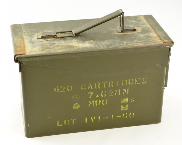 308 Nato 460 RD Ammo Can IVI Ammo in Strippers