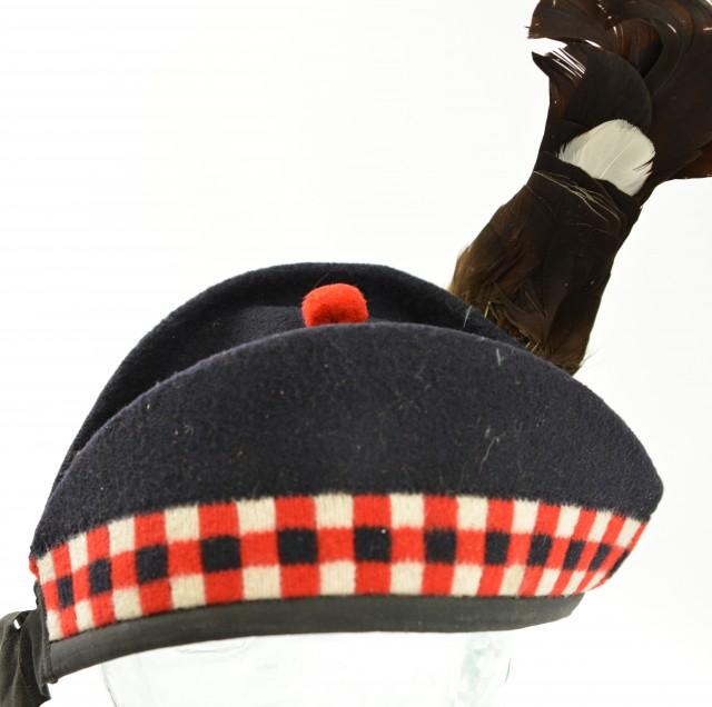 WW1 17th CEF Seaforth Highlanders of Canada Glengarry