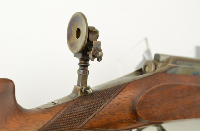 German Miniature 1871 Mauser Schuetzen Rifle by C.G. Haenel