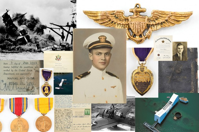 Pearl Harbor - American Hero - Lawrence Williams - USS Arizona