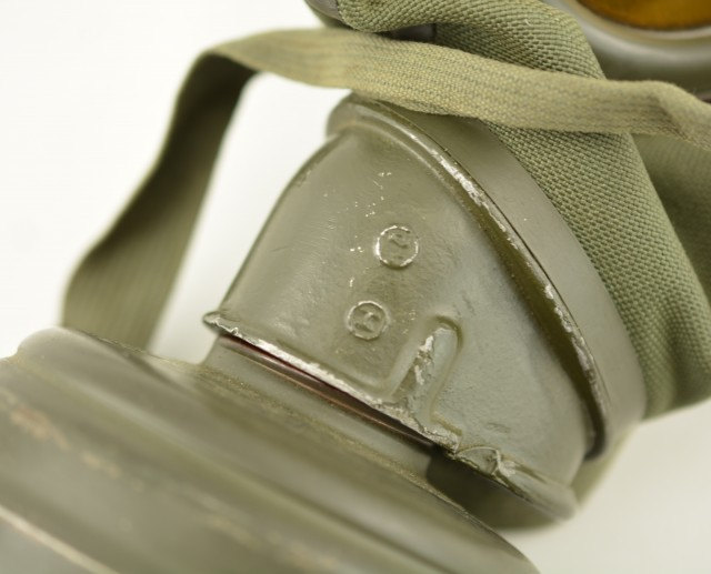 WW2 German M.30 Gas Mask