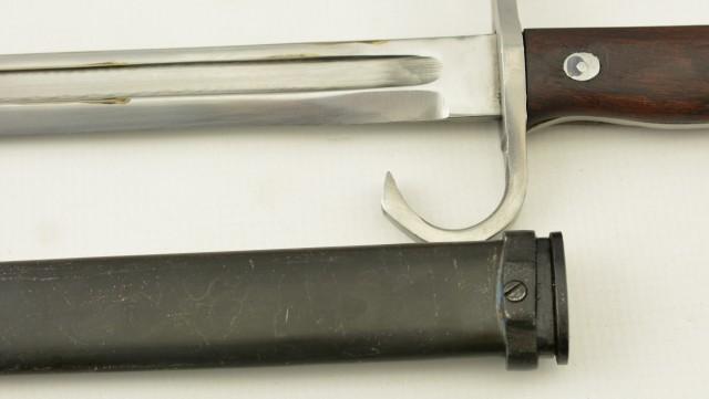 Japanese Type 99 Last Ditch Rifle w/ Bayonet