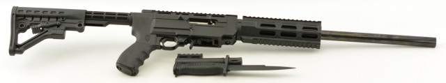 Ruger 10/22 Rifle with Archangel Stock