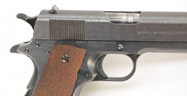 Scarce Colt 1911 Transitional Model Pistol