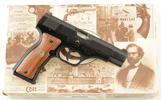 Colt All-American Model 2000 Pistol