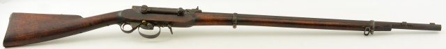 Scarce Norwegian Model 1860 Kammerlader Commercial Model Rifle