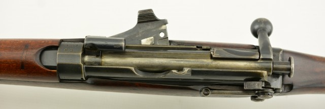 Navy Marked Enfield No. 1 Mk. I*** Charger-Loaded SMLE Rifle
