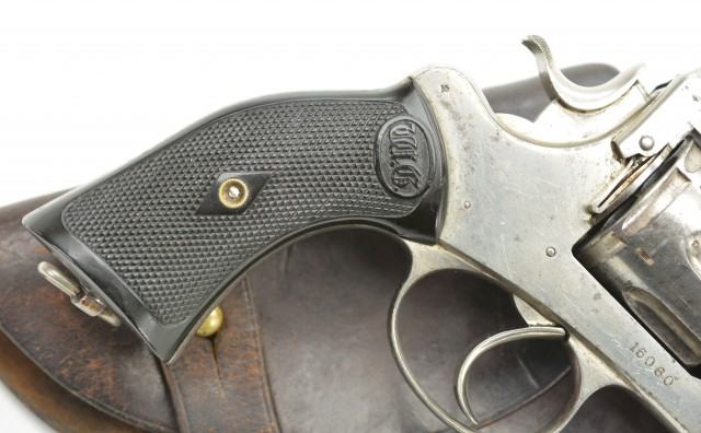 Webley Model 1896 WG Army Model Revolver with Holster