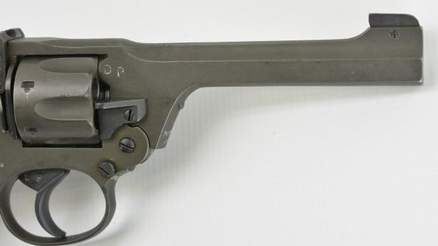 British No. 2 Mk. I* Enfield Revolver 1940 Date (DP Marked)