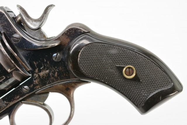 Webley Mk. III .38 2nd Pattern Revolver in Box South African Retailer