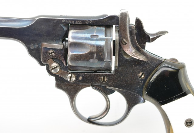 Indian Copy of a Webley Mk. IV .320 Revolver