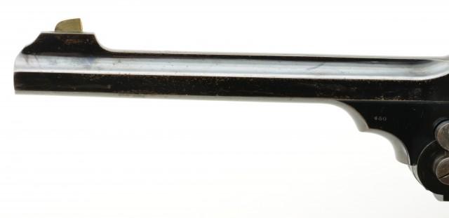 Excellent Webley WG Target Model 1897 Revolver