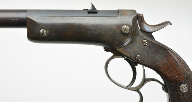 British Royal Navy Pistol by Thomas Bland & Son