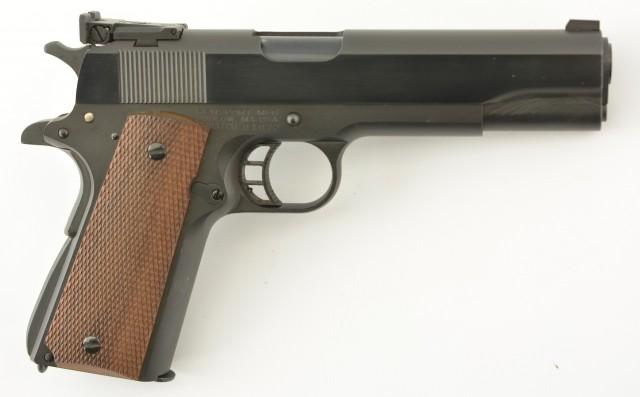 Remsport Custom Model 1911 Match Target Pistol