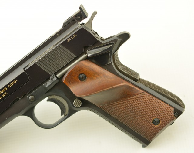 Kart Sporting Arms .22 Government Model Pistol