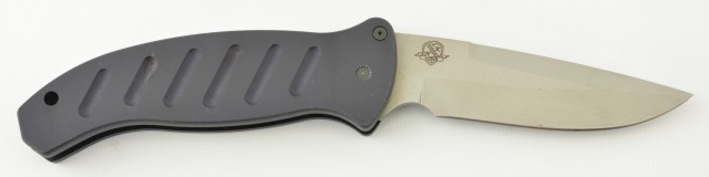 Buck Woodard Custom Knife Combat Auto