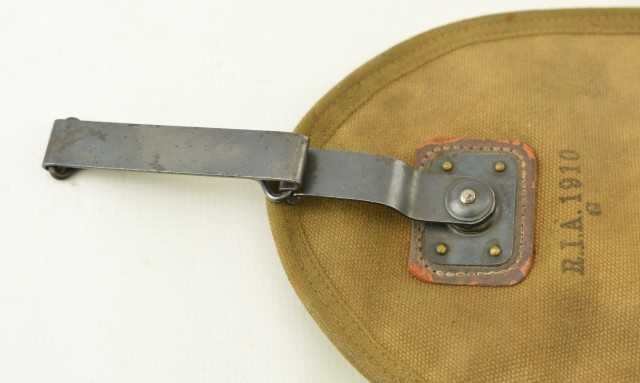 US Cavalry RIA Model 1912 Entrenching Shovel Picket Pin