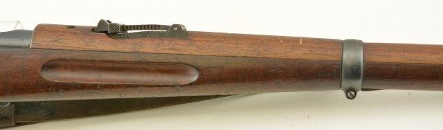 Swiss Model 1911 Schmidt-Rubin Carbine