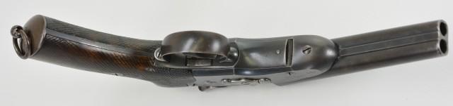 Remington Nagant Gendarmerie 1877 Double Barrel Pistol