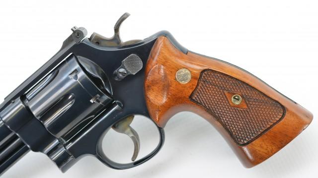 S&W .44 Magnum Revolver (Pre-Model 29) in Box w/ Tools