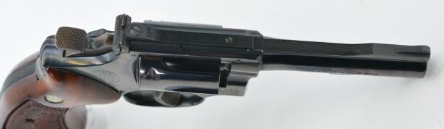 S&W Model 18-4 Revolver 22LR