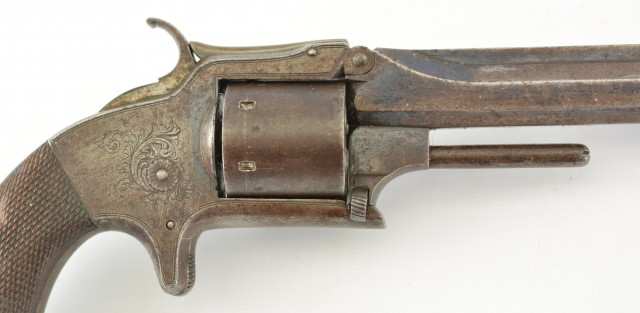 British Meyers Copy of S&W No. 2 Revolver