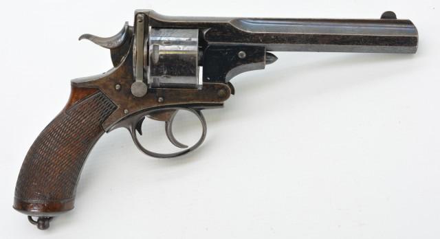 Webley-Pryse No. 4 Revolver Published in Webley Revolvers