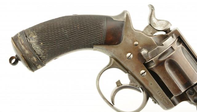 New Zealand Tranter 1878 Revolver Published