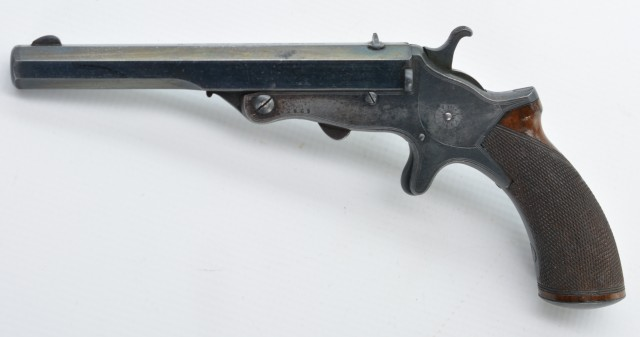 Published Tranter Late Model Saloon Pistol Smooth Bore