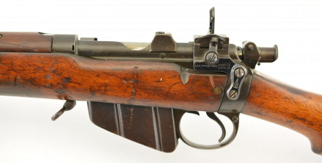 BSA Lee Enfield MK.1 Target Rifle w/ Rare Tippin's Patent Sight