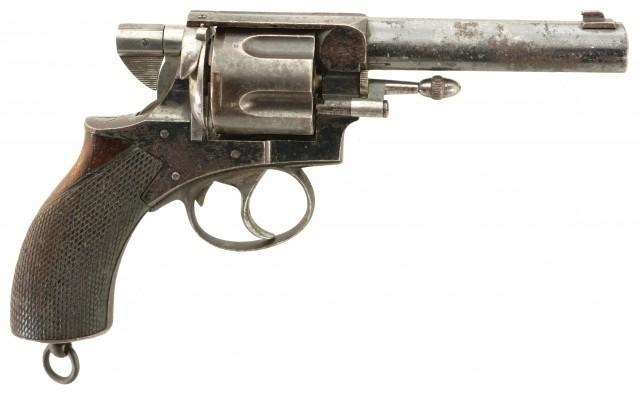 Rare Webley RIC No. 1 Silver & Fletcher The Expert Revolver Published